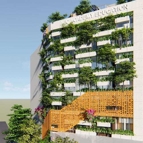 Trung tâm giáo dục AEC Green Pearl